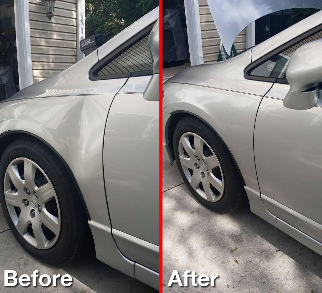 Fort Myers Dent Repair & Cape Coral Dent Repair | Dent